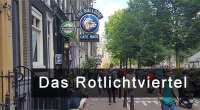 Das Rotlichtviertel Amsterdam