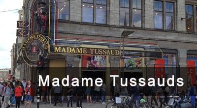 Madame Tussauds Amsterdam