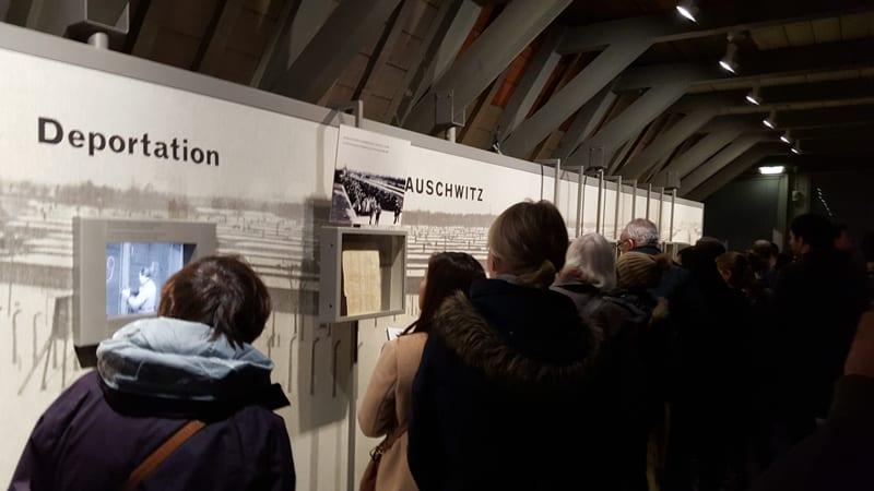 Anne Frank Deportation Auschwitz