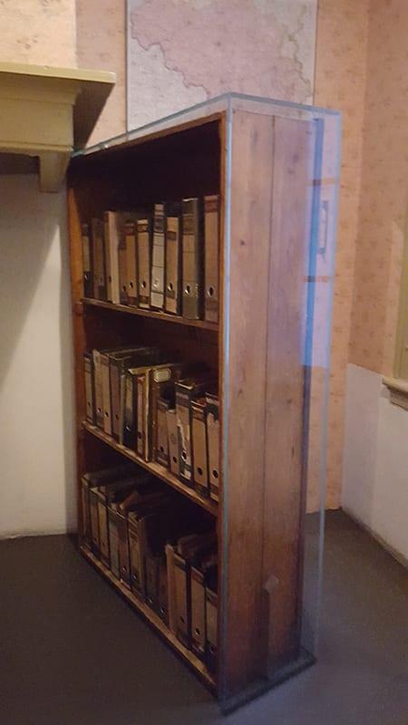 Anne Frank Haus Versteckte Tur