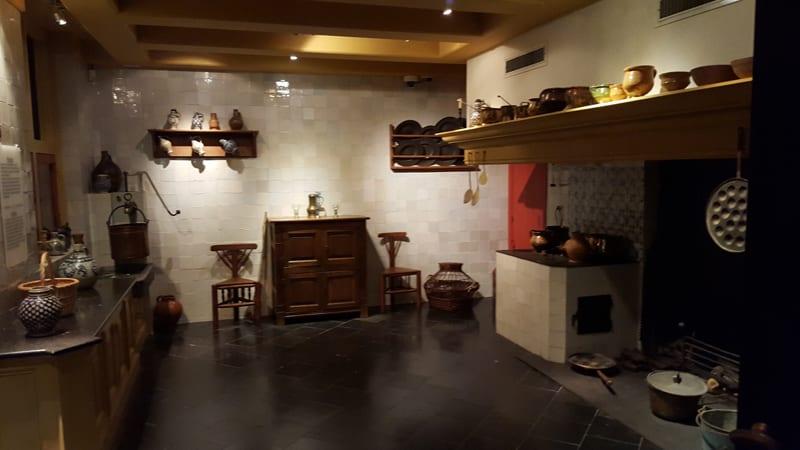 Rembrandhuis Küche