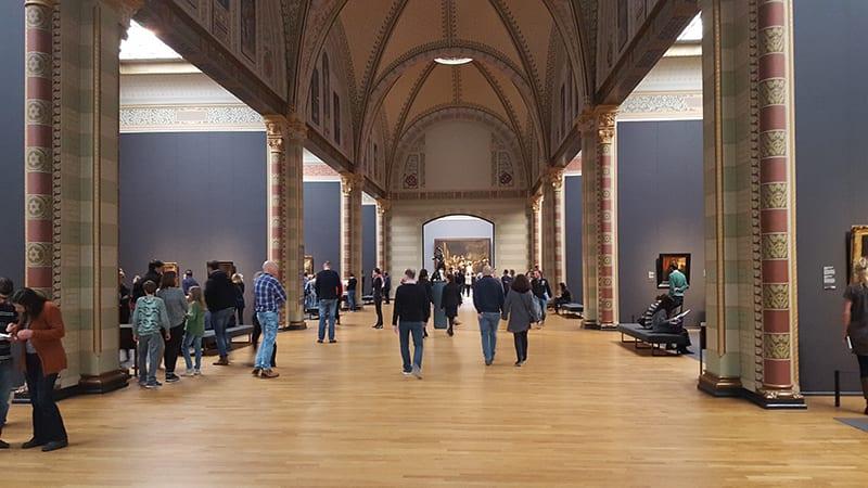 Rijksmuseum die Ehrengalerie