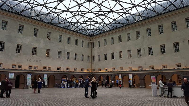 Scheepsvaartmuseum Innenhof
