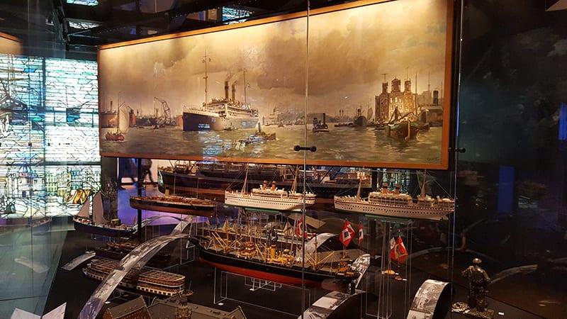 Klassische Schiffe