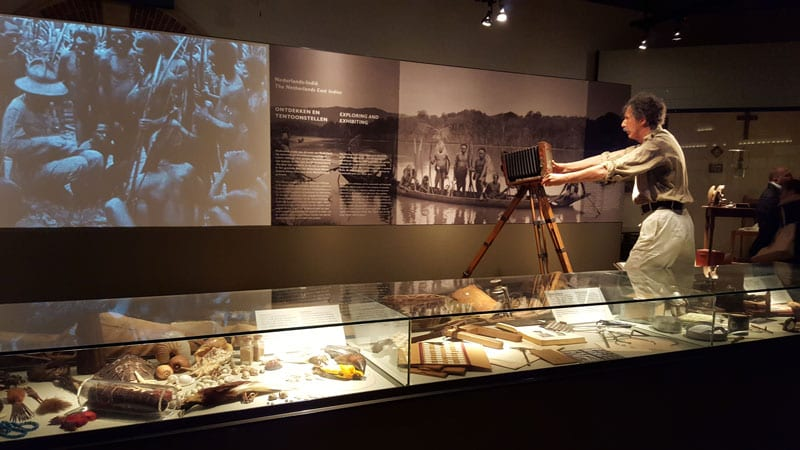 Tropenmuseum Kolonialzeit