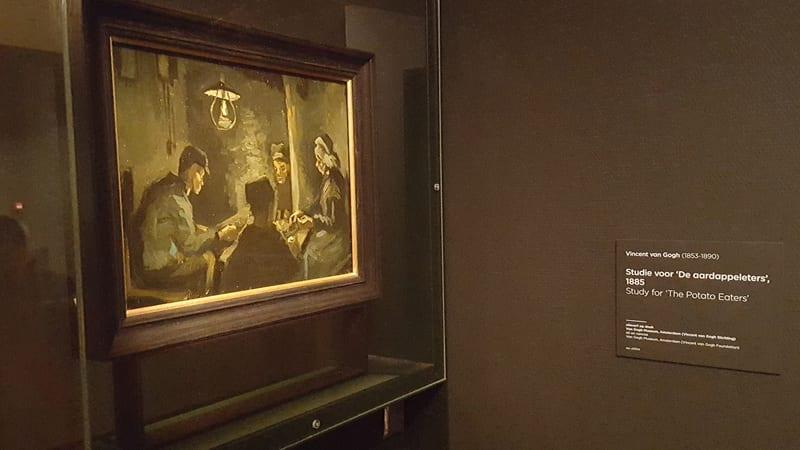 Van Gogh de Aardappeleters