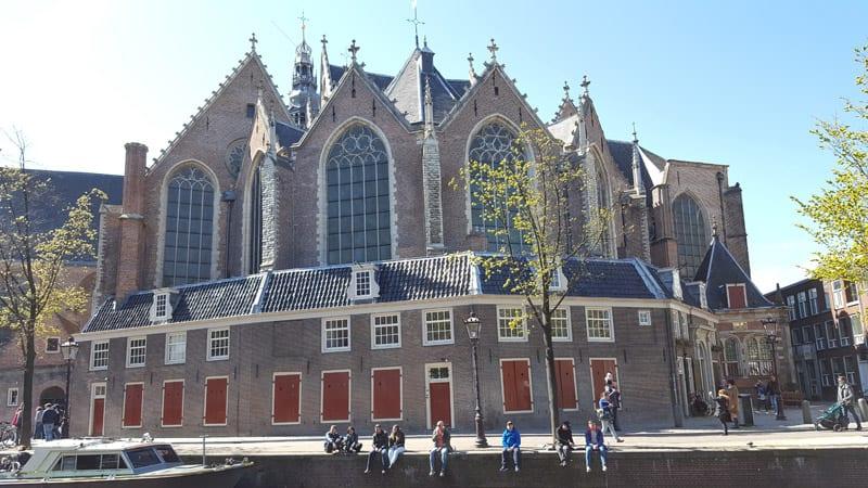 Alte Kirche Amsterdam