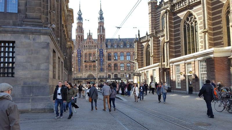 Kirche Amsterdam