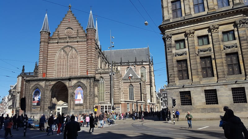 Neue Kirche Amsterdam