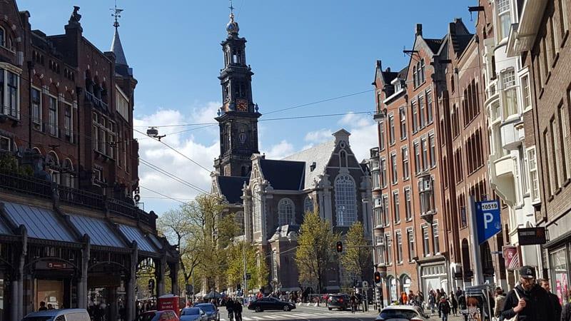 Westerker in Amsterdam
