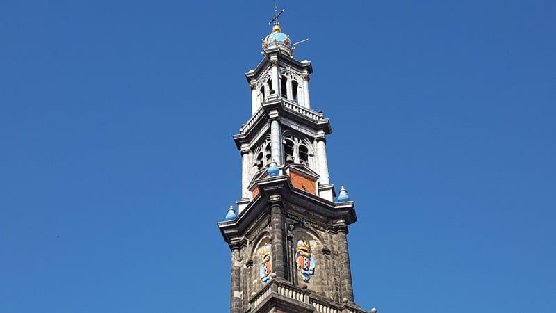 Kirchturm Westerkerk