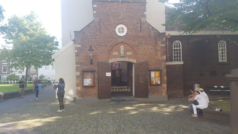 Begijnhof Kirche