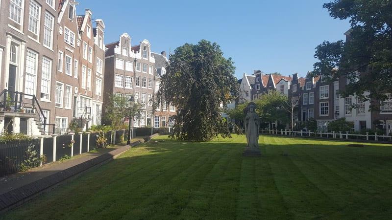 Begijnhof Amsterdam