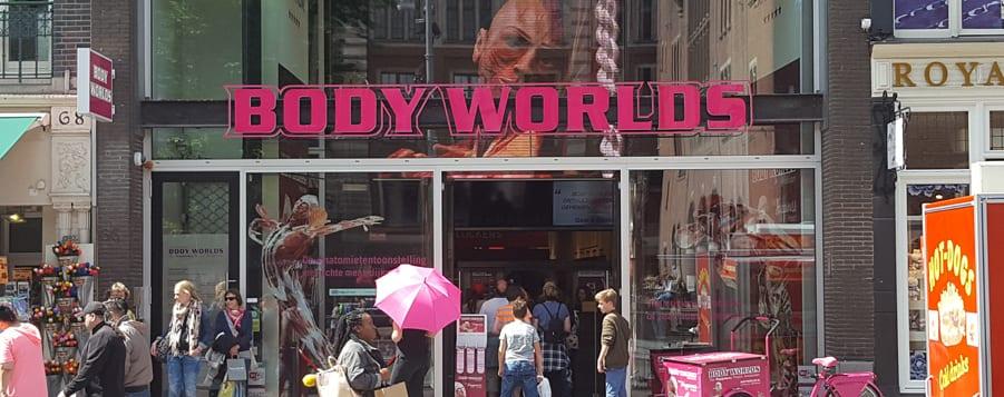 Körperwelten - Body World Amsterdam