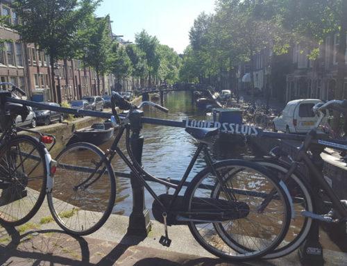 Amsterdam Fahrradfahren Tipps