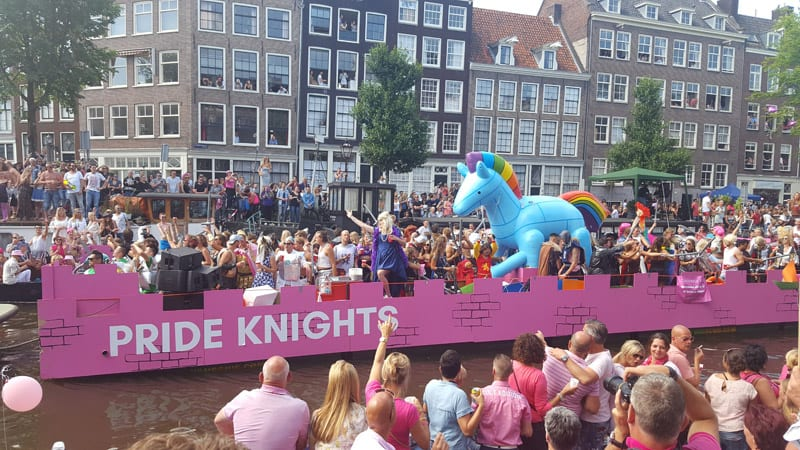 Gay Parade Amsterdam
