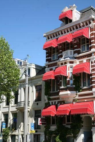 Hotel Rembrandt in Amsterdam