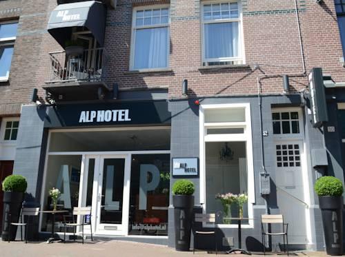 Alp Hotel in Amsterdam