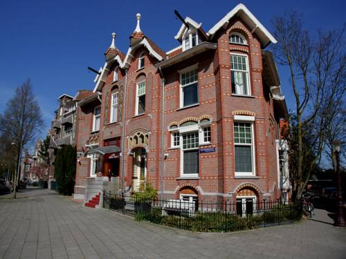 hotel atlas vondelpark in amsterdam. Black Bedroom Furniture Sets. Home Design Ideas