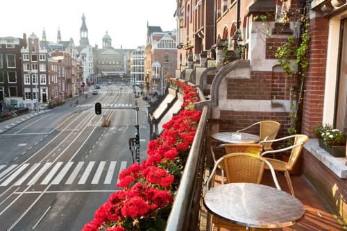 hotel diann in amsterdam amsterdamsehensw. Black Bedroom Furniture Sets. Home Design Ideas